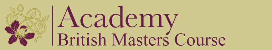 Academy British Masters course is launched