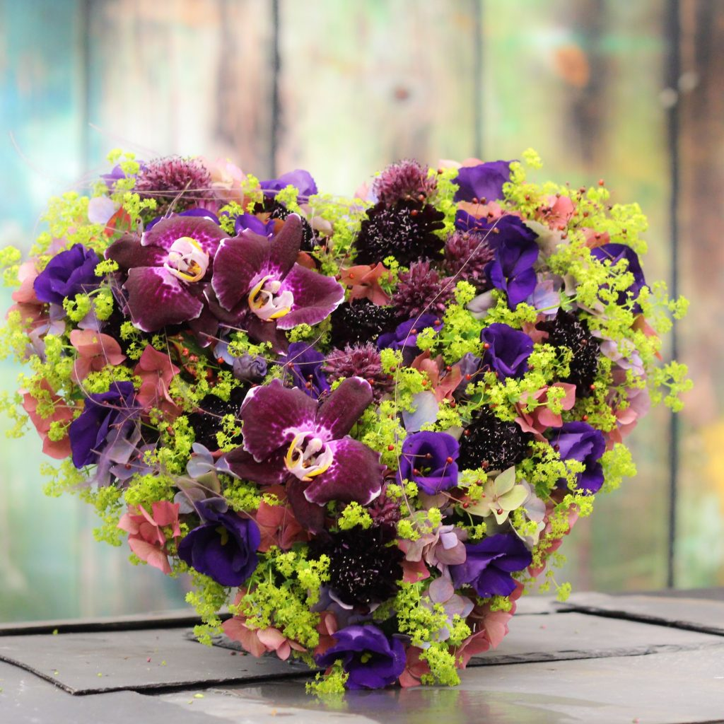 Floristry Funeral And Sympathy Courses, Flower Arranging