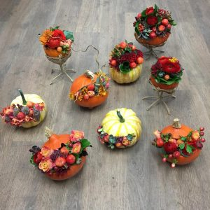 Some of the Pumpkin designs.