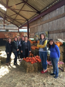Academy Students at West Town Farm