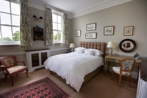 Bridwell Park bedroom