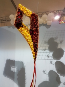 Academy of Floral art Tina Parkes Chelsea Gold