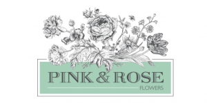 Pink and Rose logo