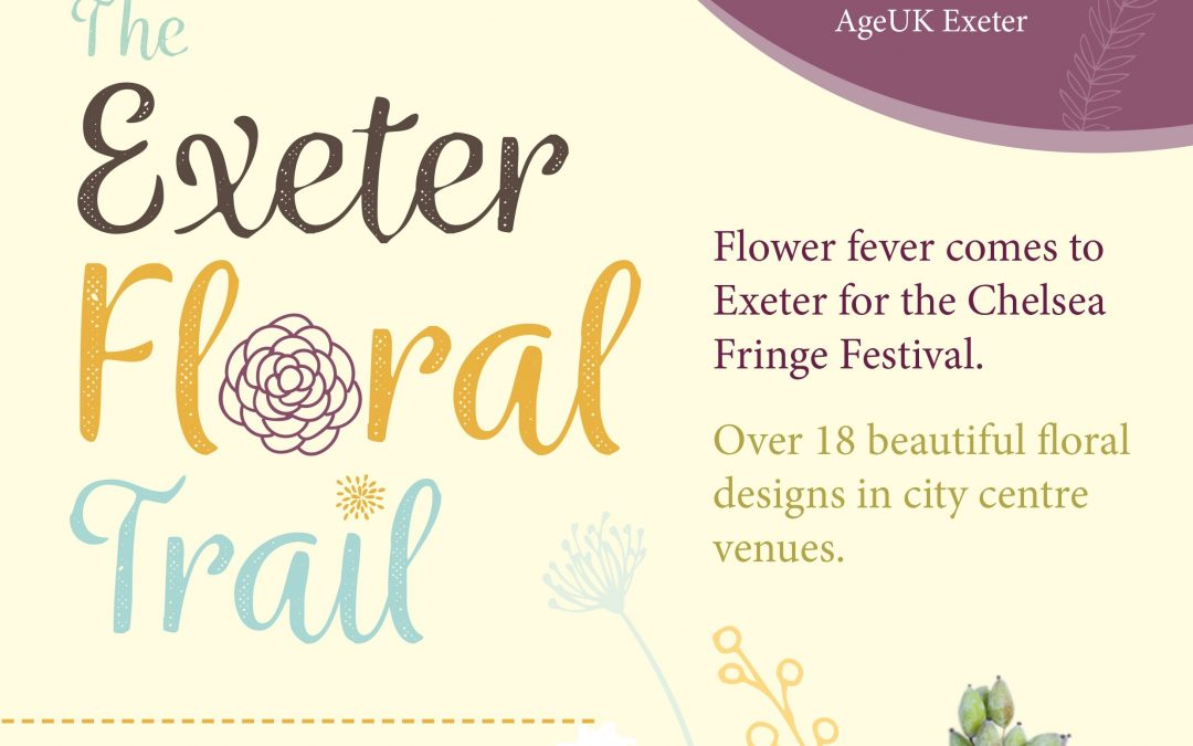 Exeter Floral Trail