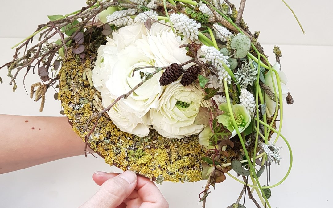 An experiment in illustrating the value of Floristry training