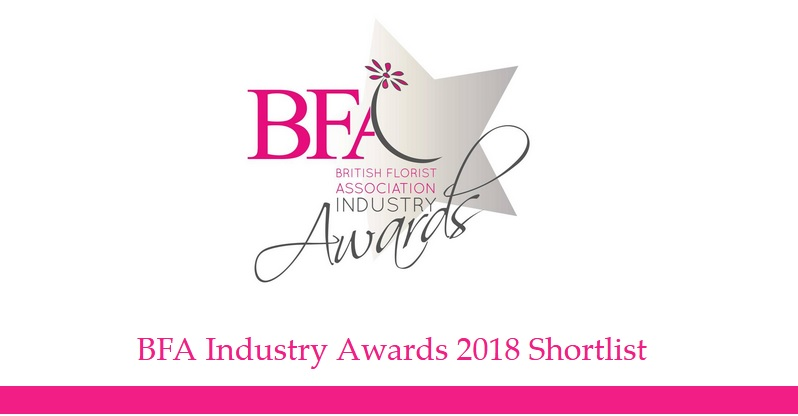 BFA Floristry Industry Awards